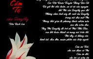 Lời Cảm Tạ Của Songthy - Văn Bạch Lan