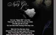 Thơ Tranh: Vu Lan Ngày Giỗ - Kim Loan